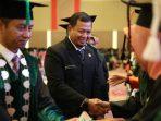 Iqbal Semangati Wisudawan UINAM di Wisuda Angkatan ke 84