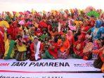 Iqbal Suhaeb Uji Seberapa Indonesianya Kamu, Lewat Flash Mob Pakarena