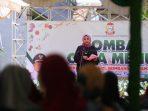 Ketua PKK Kota Makassar Murni Iqbal Suhaeb Buka Lomba Cipta Menu
