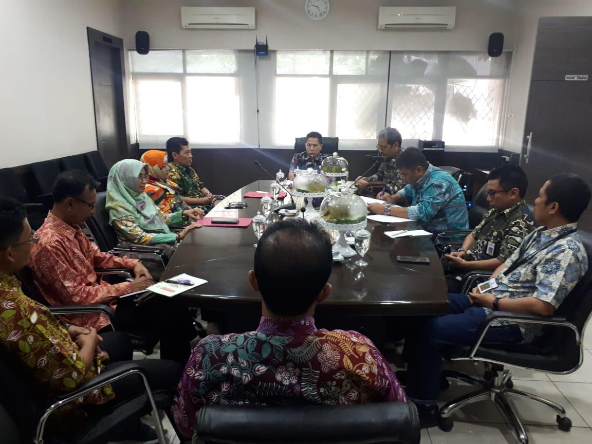 Lakukan Studi Kompresif PU Sleman, Belajar Banyak dari PU Makassar