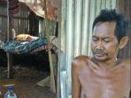 Lumpuh, Sebatang Kara Tinggal di Gubuk, BII Galang Dana Kemanusiaan untuk Semmang