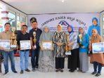 Membanggakan, TP PKK Kecamatan Barru Sabet Tiga Juara di Jambore Dasa Wisma