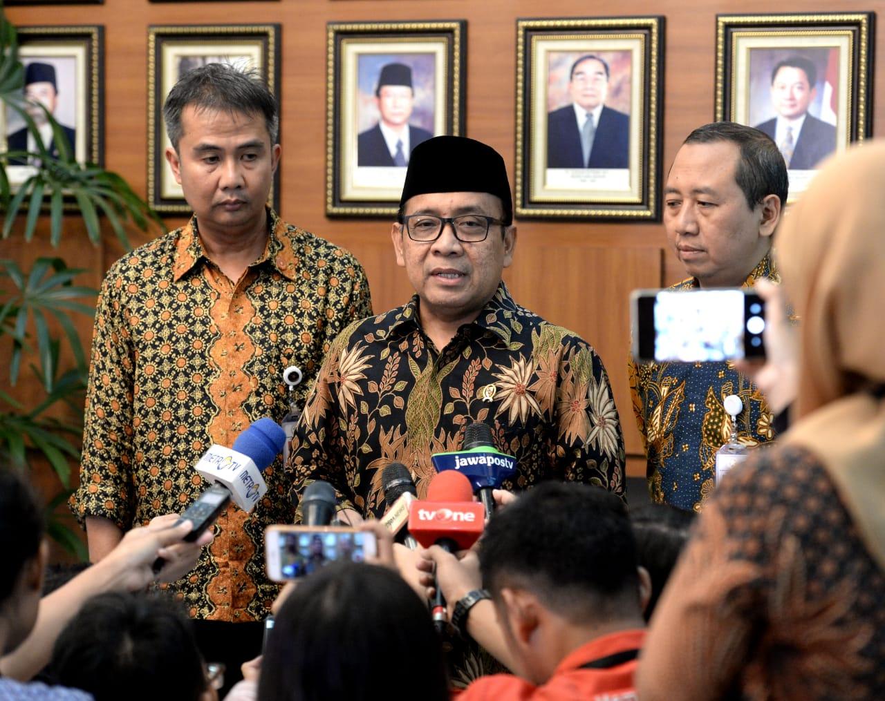 Presiden Jokowi Telah Tanda Tangani Surpres Usulan Revisi UU KPK