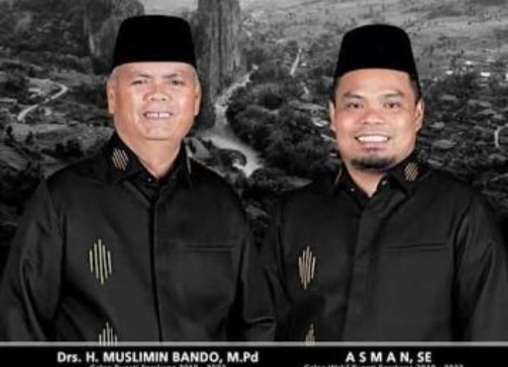1 Tahun Kepemimpinan Muslimin Bando-Asman untuk Enrekang, Jangan Biarkan MBA Berjuang Sendiri