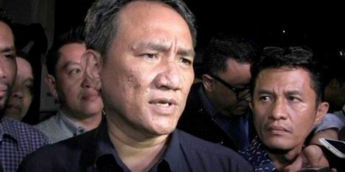 Alasan Andi Arief Sebut Prabowo-Paloh Prakmatis
