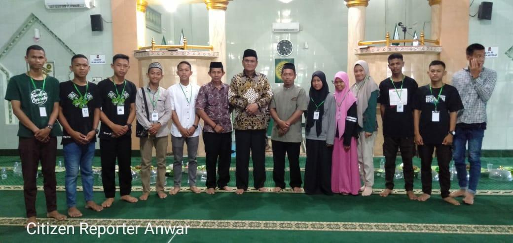BKPRMI bersama DKM Gelar Pelatihan Tahsin Al-Qur'an dan Tahajjud Akbar