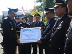 Di HDKD Lapas Kelas l Makassar Terima Dua Penghargaan Sekaligus