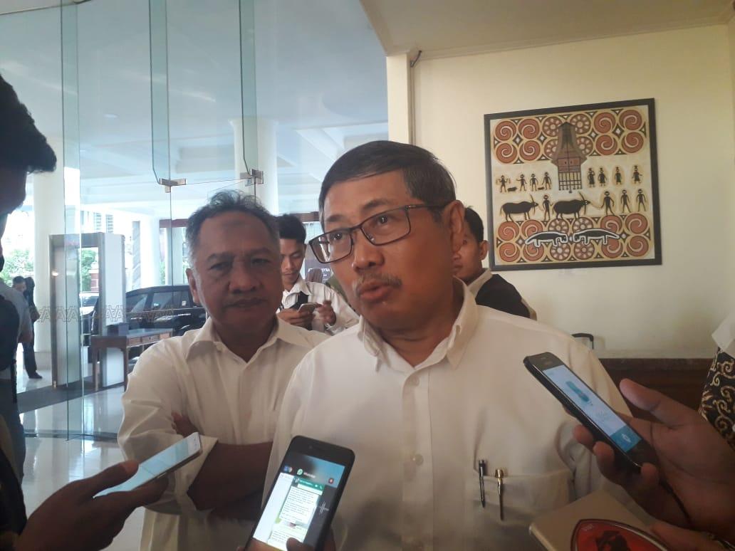 Direktur Jenderal Bina Kontruksi Kementerian PUPR, Nilai Sulsel Kawasan Potensial Dukung Pembangunan Ibu Kota Baru