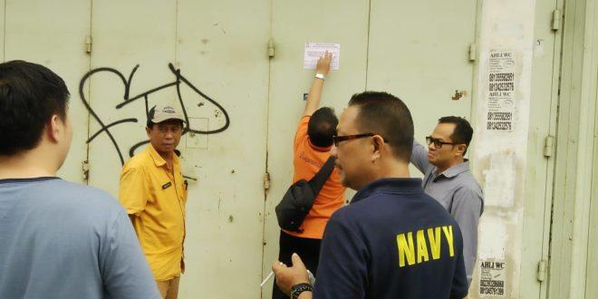 Disdag Makassar, Tindak Tegas Masalah Pergudangan dalam Kota