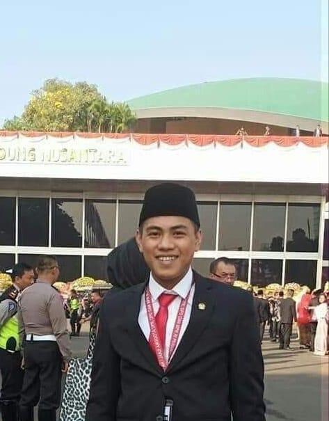 Disebut Merakyat, Mitra Fakhruddin MB Resmi Jabat Anggota DPR RI