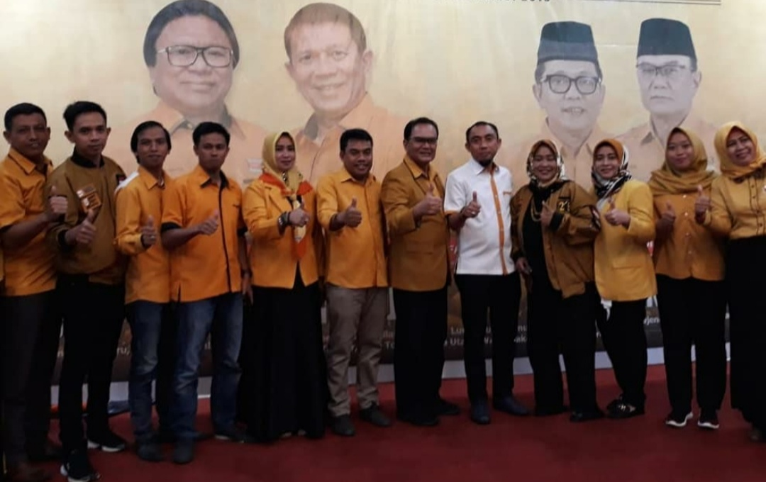 DPC Hanura Maros Mulai Membuka Pendaftaran Bakal Calon Bupati