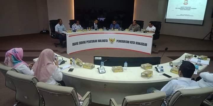 Guna Mengantisipasi Kelonjakan Inflasi, Dinas Perdagangan Makassar Gelar Rapat Tim TPID
