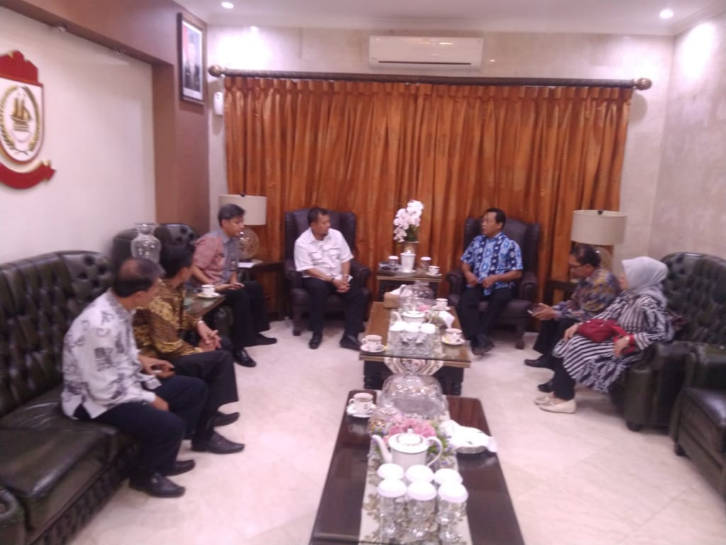 Iqbal Suhaeb Ajak FKP DAS Sulsel Atasi Persoalan Lingkungan dan Banjir