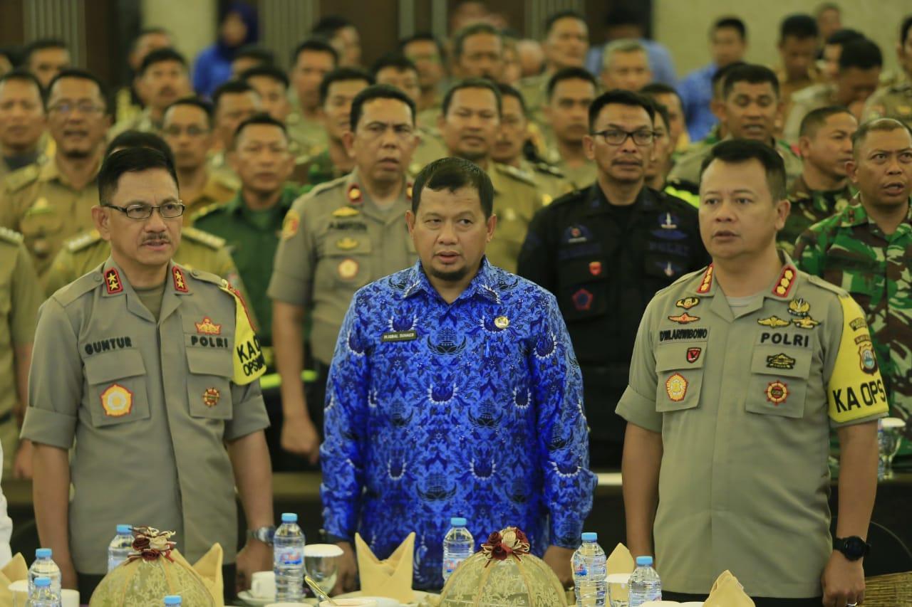 Iqbal Suhaeb Hadiri Silatuhrahmi Tiga Pilar Mengharapkan Keamanan di Makassar Terjamin