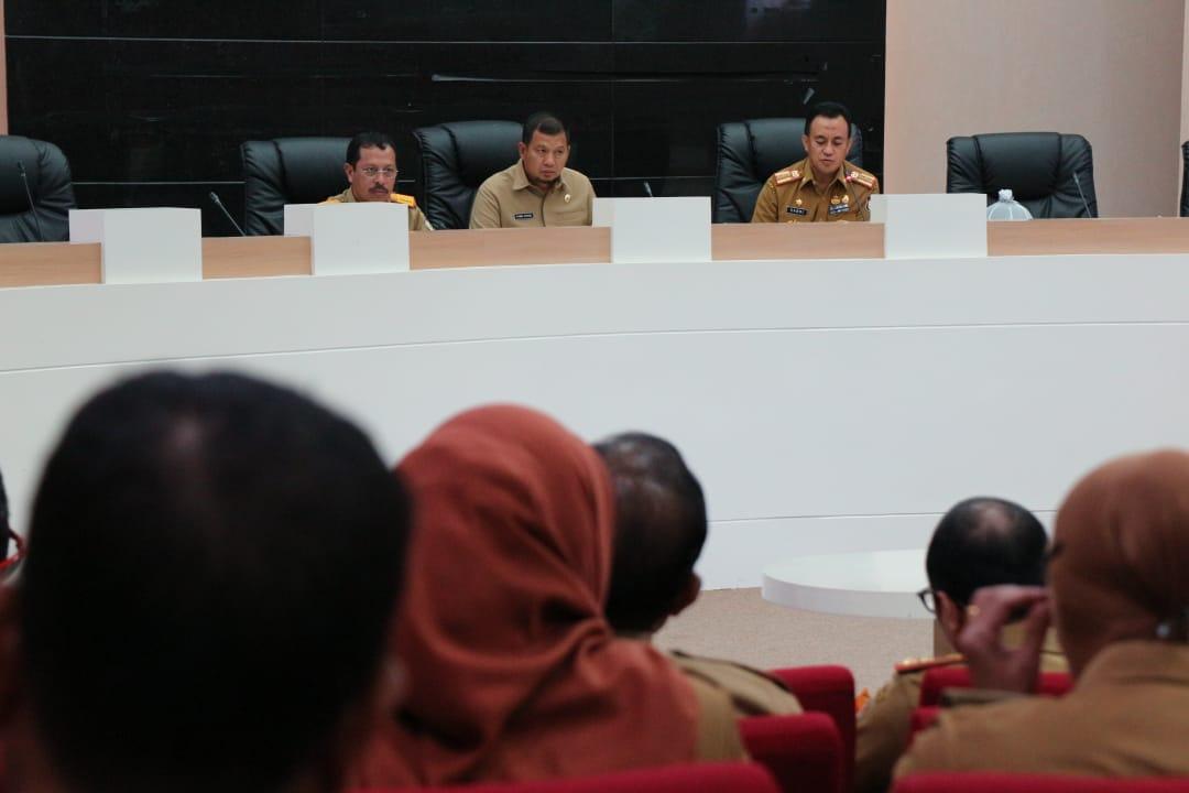 Iqbal Suhaeb Minta Seluruh SKPD, Serta Stakeholder Ikut Dalam Perayaan HUT Makassar Ke 412