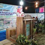 Kabag Kesra Wakili Bupati Tutup ki MTQ di Kajang