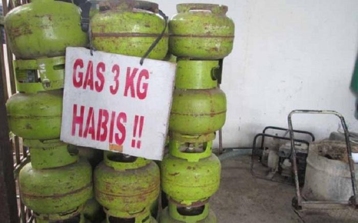 Kelangkaan Gas Elpiji 3Kg Berdampak Pada Harga yang Mencapai Rp 21.000