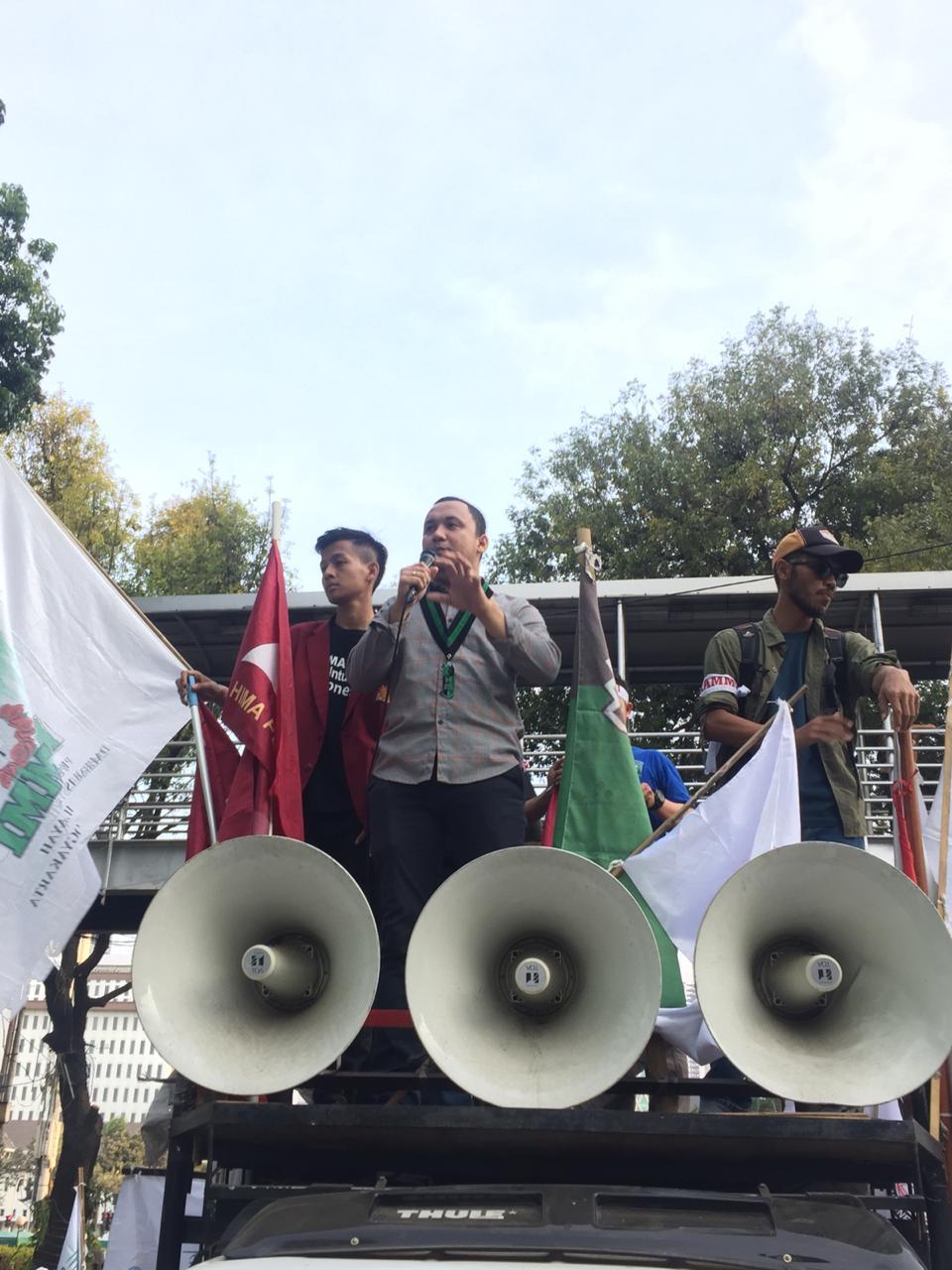 Kelompok Cipayung Desak Presiden Joko Widodo Keluarkan PERPU KPK RI
