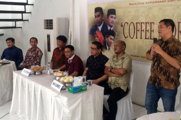 Ketua DPRD Kota Makassar Minta Humas OPD Lakukan Studi Banding