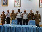 Mengurai Kemacetan di Wilayahnya, Camat Tamalanrea Hadir Pada Rapat Evaluasi Dishub Sulsel