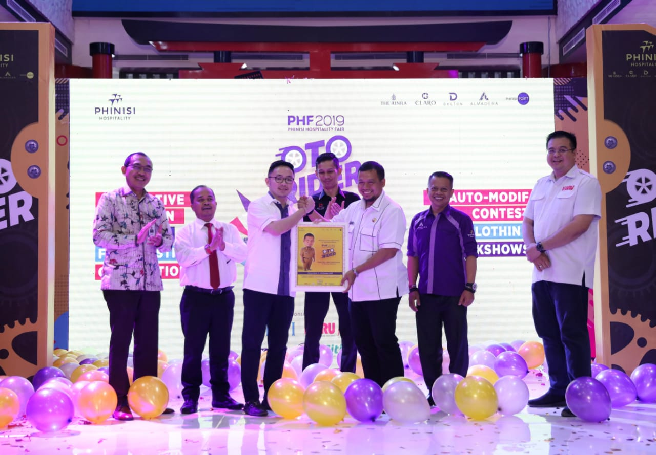 Pj Walikota Makassar Buka Phinisi Hospitality Fair