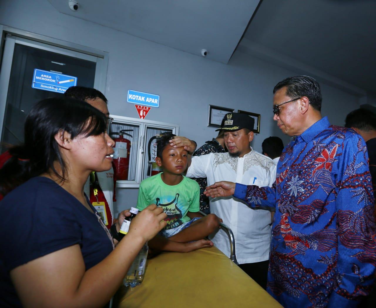 Pj Walikota Makassar Kembali Jemput Korban Kerusuhan Wamena