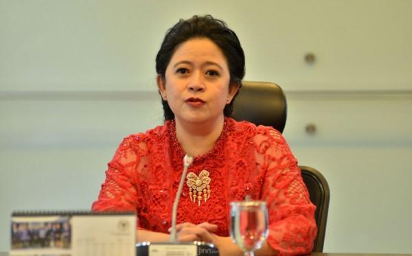 Puan Maharani Perempuan Pertama Jabat Ketua DPR