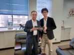 Rektor UMY Kunjungi Perusahaan Hirokawa Enath di Jepang Untuk Perkuat Kerjasama