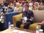 Bupati Andi Sukri Hadiri The Indonesian AIDS Conference di Bandung