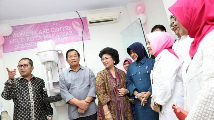 Diteksi Kanker Payudara Sejak Dini di Women Center RSUD Kota Makassar