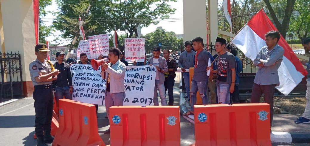 Indikasi Korupsi Bibit Pertanian Di Kabupaten Enrekang Rugikan Negara Puluhan Miliar