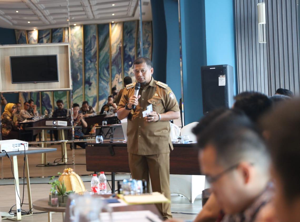 Iqbal Suhaeb Paparkan Indi 4.0 di Forum Nasional Direktur
