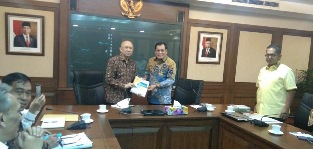 NH Undang Khusus Menteri Koperasi Buka Munas Dekopin di Makassar