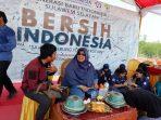 Sadarkan Masyarakat Peduli Lingkungan GenBI Sulsel Gelar Bersih Indonesia