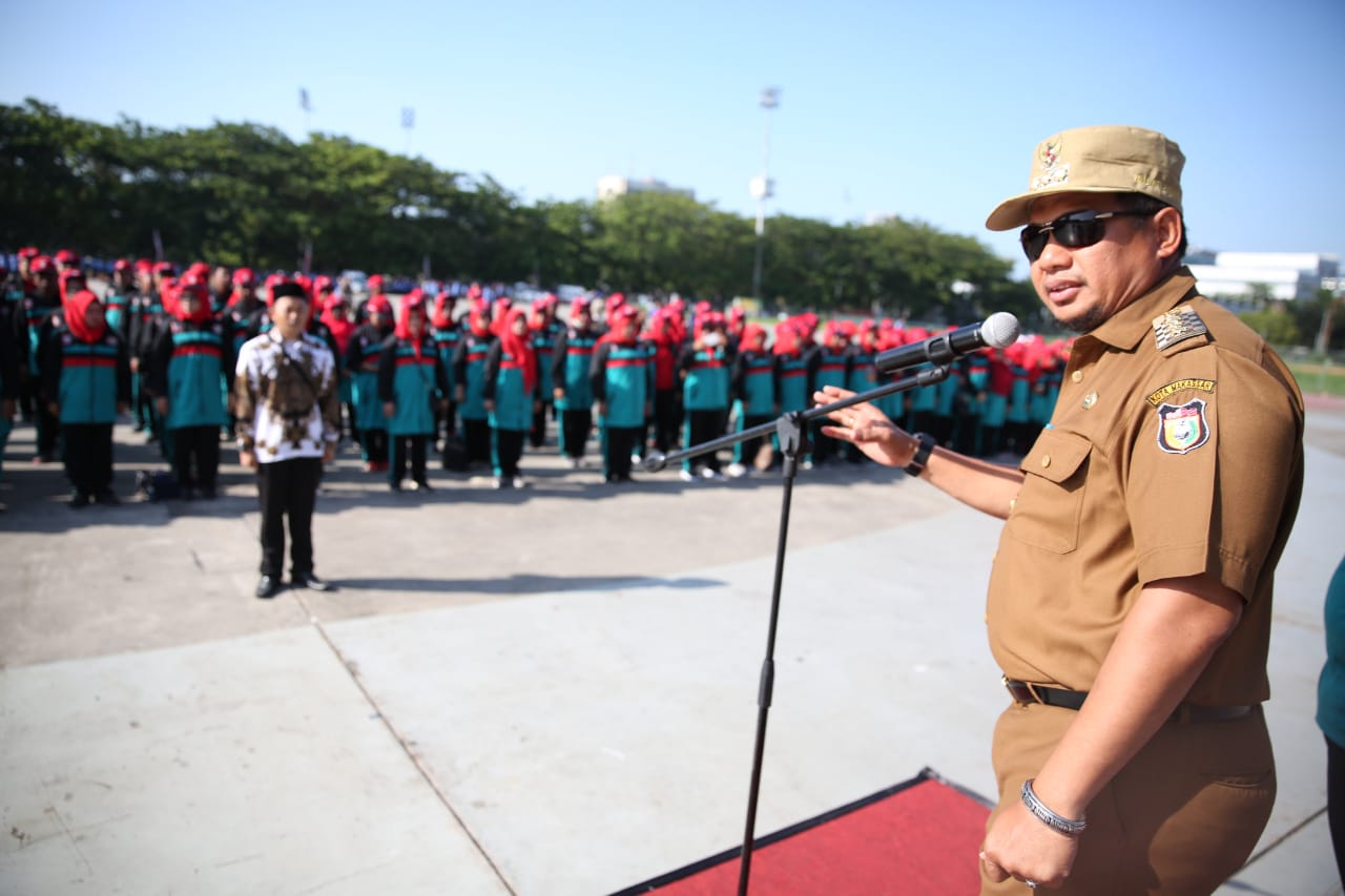 Upacara Hari Kedisiplinan Nasional, ASN Dituntut Disiplin