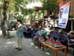 Andi Makkasau Sosialisasi di Benjala, Lanjut Tutup Festival Layang Layang
