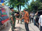Kapolsek Makassar Apresiasi Ketertiban Warganya, Saat Sholat Jumat Bersama Gubernur