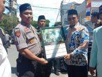 Kapolsek Makassar Beri Cendira Mata Pada Pj Walikota Makassar