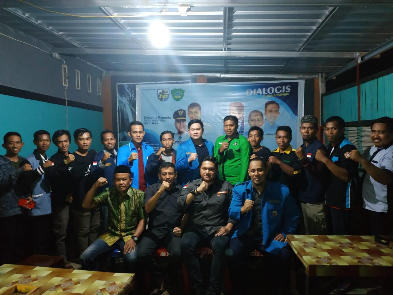KNPI Maros Ajak Pemuda Membangun Mulai Dari Desa