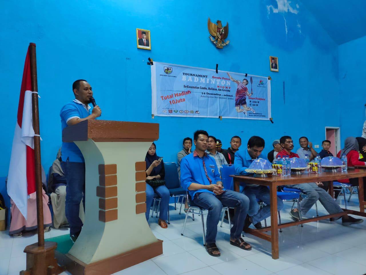 Mundur Dari DPP KNPI, Asri Said Siap Mangabdi di Maros