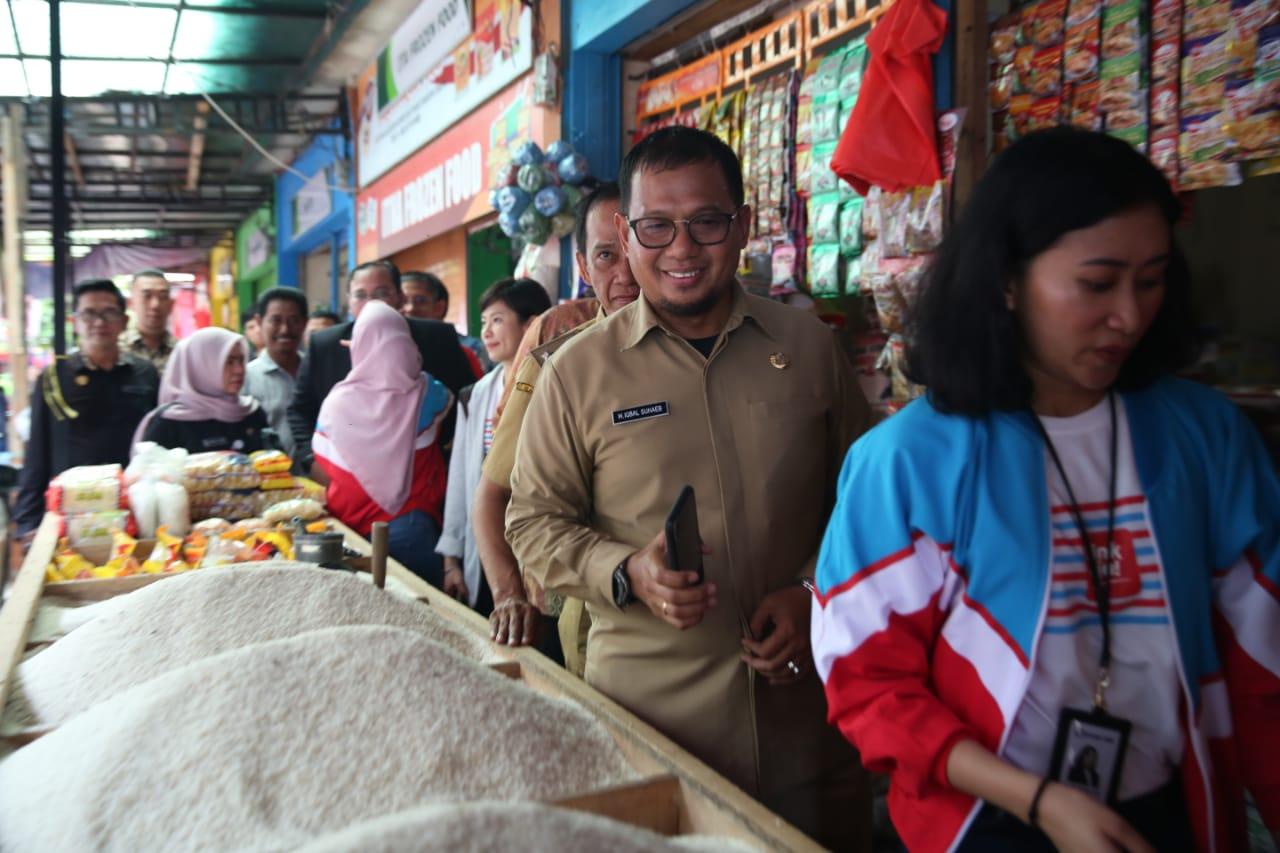 Pasar Pabaeng-baeng Terapkan Transaksi Berbasis Digital