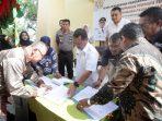 Pemkot Makassar Kembali Terima Penyerahan PSU Senilai Rp 42 Miliar
