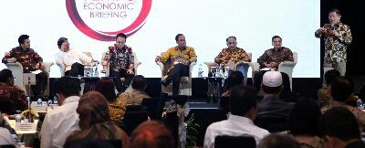 Pertumbuhan Ekonomi Indonesia Hanya 5 Persen