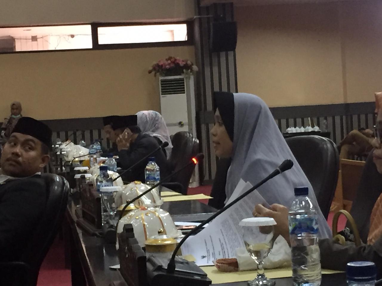 Ranperda Perubahan Perusda di Tolak Fraksi PKS Ini Alasannya