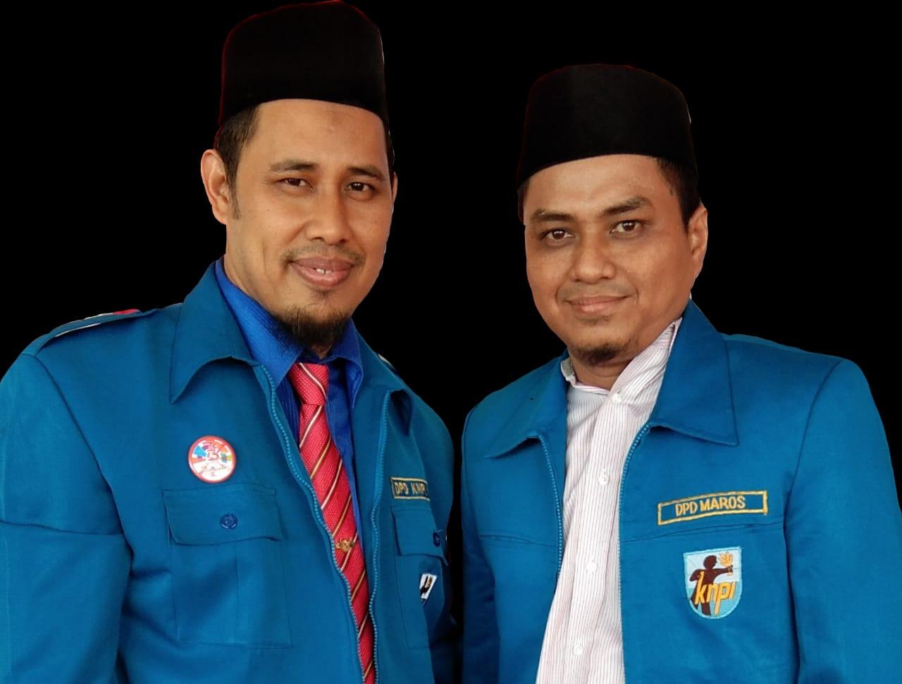SK Karetaker di Keluarkan DPP KNPI, Sejumlah Tokoh Pemuda Maros Masuk Dalam Kepengurusan DPD Sulsel