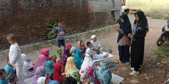 Tanamkan Pendidikan Agama Sejak Dini RPI Rutin Gelar Pengajian