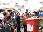 Tudang Sipulung Bersama Asosiasi Pedagang Pasar Sentral, Iqbal Mengaku Prihatin