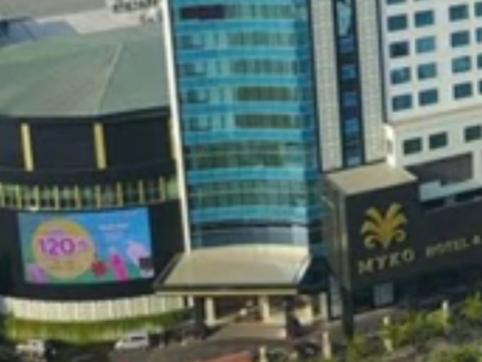 Tunggakan Reklama Vidio Tron Hotel Myko Capai Rp 1,11 Miliar, Manajemen Bungkam