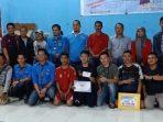 Tutup Badminton Night KNPI Camba, Ketua KNPI Maros Kembali Tegaskan Keabsahan Pengurus