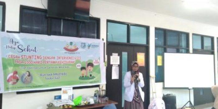 Ahli Gizi RSUD Bulukumba Bersama PKRS Beri Penyuluhan Jelang Hari Gizi